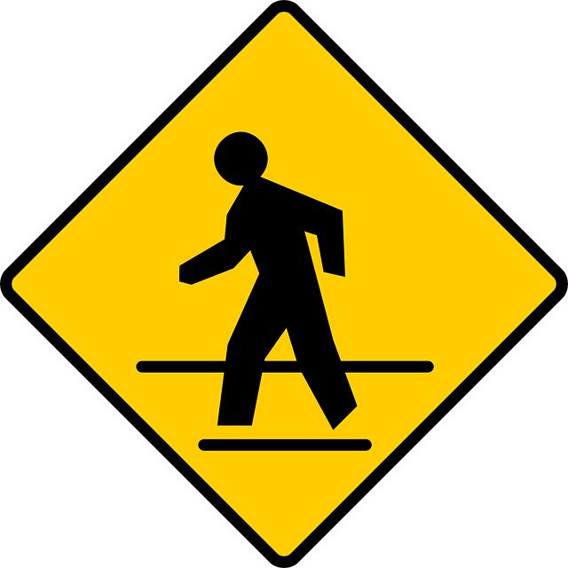 Posisi Tebaik Bagi Pejalan Kaki di Tepi Jalan